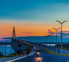 Ponte Rio Negro - Manaus, Amazonas (by Cláudio Talesman)