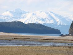 Eagle Beach, Juneau Alaska one of my most favorite places on earth.