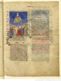L'Epistre Othea à Hector, fol Medieval Manuscript, Illuminated Manuscript, Female Poets, Age Of Discovery, Early Modern Period, Late Middle Ages, Book Of Hours, Blessed Virgin Mary, Bnf