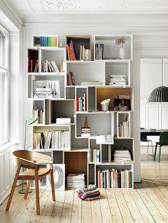 Muuto Stacked Regalmodul von Julien de Smedt, 2012 - Designermöbel von smow.de