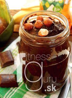 Čokoládová nátierka aka Nutella