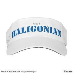 Shop Proud HALIGONIAN Visor created by AponxDesigns. Visor Hats, Nova Scotia, Caps Hats, Fashion, Moda, Fashion Styles, Fashion Illustrations, Hat