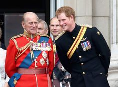 Pin for Later: It's a Royal-Family Affair For Trooping the Colour