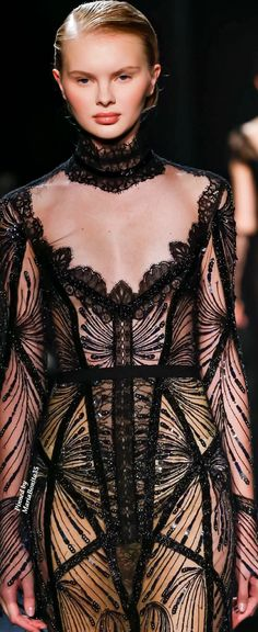 Reem Acra Ready To Wear Fall/Winter 2016-17 Collection Highlights