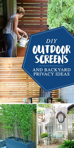 If you are looking for backyard privacy ideas, this is the blog post to check out! These DIY garden privacy screens and plants are the perfect solution! #outdoorscreens #DIYoutdoorscreens #privacyscreens #DIYprivacyscreens #backyardprivacy #backyardprivacyideas #outdoorprivacy #DIYgardenideas #diygardenprojects