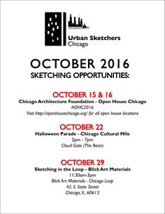 Sketch with us!