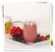 Baobab & Berry Smoothie http://www.ecoproducts.co.za/recipe/baobab-and-berry-smoothie