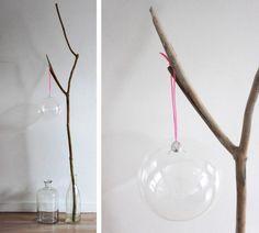 A Christmas ball of glass | xmas inspiration