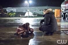 """The Flash -- """"Rogue Air"""" -- Image -- Pictured (L-R): Grant Gustin as Barry Allen / The Flash and Wentworth Miller as Leonard Snart / Captain Cold -- Photo: Dean Buscher/The CW -- © 2015 The CW Network, LLC. All rights reserved. The Flash 2, The Flash Season 1, Flash Characters, Flash Tv Series, Leonard Snart, Air Image, Dominic Purcell, The Flash Grant Gustin, Fantasy Tv"""