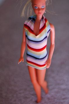 The Daily B: DIY Barbie clothes