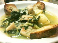 Zuppa di cavoletti di Velletri