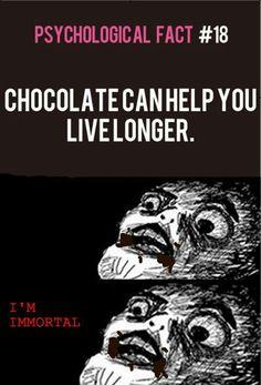 I'm immortal hahaha