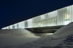 Gallery of Estonian National Museum / DGT Architects (Dorell.Ghotmeh.Tane) - 11