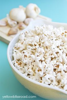 Ultimate Popcorn Recipes Round Up - 100 of the BEST Popcorn Recipes! - Yellow Bliss Road