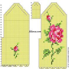 eldiven modelleri Annie's Crochet, Crochet Gloves, Knit Mittens, Crochet Shawl, Mitten Gloves, Knitted Hats, Knitting Paterns, Crochet Patterns, Knifty Knitter