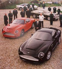 Aston Martin V8 Vantage Special Series