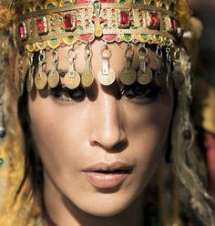 Moroccan Berber Chelha Woman