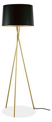 Tri-plex Floor Lamp - All Lighting - Lighting - Room & Board