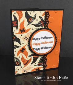 Stamp It with Katie: Happy Halloween