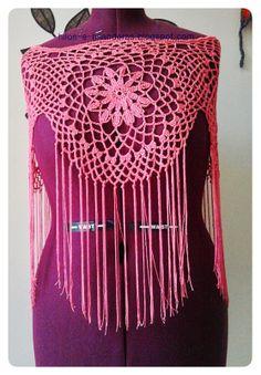 moda flamenca - mantoncillo