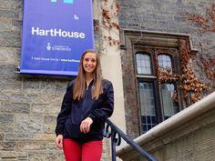 A Year With Three Aspiring Pan Am Athletes: Meet Amanda Woodcroft. Canadian Universities, Hart House, Pan Am, Athletes, Amanda, Meet