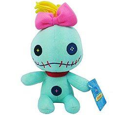 """Scrump 10/"""" Plush Doll NWT Lilo /& Stitch Kid Boy Girl Gift Halloween Disney Toy"""