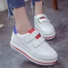 7be68ab9132 Buy Emilie Platform Sneakers at YesStyle.com! Quality products at  remarkable prices. FREE
