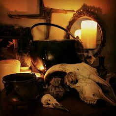 thegreencauldron:  Waiting for the Dark Moon