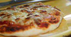 Was cookst Du heute: Pizzateig - Pasta per Pizza - Kräuterbutter Schnec...