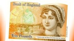 Jane Austen to be face of the Bank of England £10 note