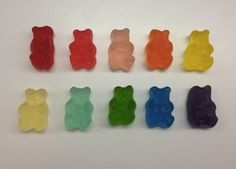 Duane Reade Gummy Bears. these are the bomb. they kill haribo...