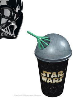 Star Wars Death Star Slurpee