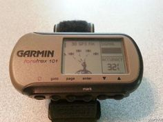 Garmin Foretrex 101 Handheld GPS Receiver
