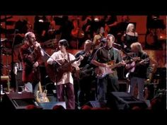 """'Concert for George' Documentary Film (HD) Full Film (Sight 'N Sound Multimedia)---nice concert for George w/his son Dhani playing Guitar---""""Isn't It A Pity"""" chocked me up. Happy Birthday George, Live Songs, My Love Song, Full Film, Monty Python, Music Pictures, George Harrison, Documentary Film, Frases"""