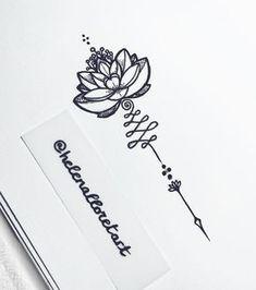 "1,517 Me gusta, 7 comentarios - ✷ ❉ ❁ Helena Lloret ❁ ❉ ✷ (@helenalloretart) en Instagram: ""Nueva Flor de Loto disponible❤ • • • #flordeloto #lotustattoo #lotusflower #tattoo #tattoos…"""