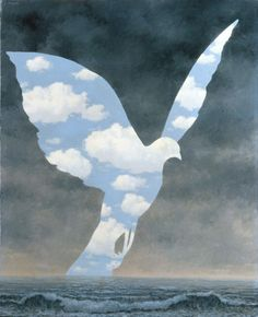 Find the latest shows, biography, and artworks for sale by René Magritte. With his highly cerebral Surrealist imagery, René Magritte breathed new life into s… Rene Magritte, Magritte Paintings, Family Painting, Tribute, Art For Art Sake, Art Graphique, Art Plastique, Album Covers, Graphic Art