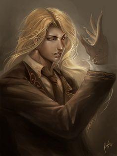 genya arikado / alucard by wizyakuza on DeviantArt