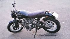 Moto Guzzi Scrambler 350 by Norred Moto Collection