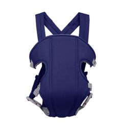 fe8247e7dc3 takestop Ergonomic Baby Carrier Breathable 2 in1 Front Baby Carrier Dark Blue  Baby Soft Baby portabebe