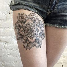 pattern tattoo - 40 Intricate Geometric Tattoo Ideas | Art and Design