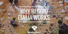 "Spielgaben on Twitter: ""Here we take a look at why #Reggio-Emilia education works and show how it works real life. https://t.co/6h8crK4k8N https://t.co/gjeLb1JGeN"""
