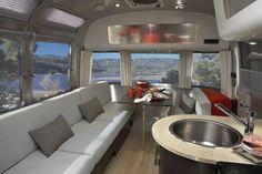 Airstream International 23 Interior