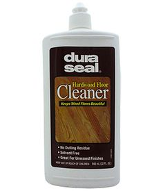 DuraSeal Renovator Reseal And Clean Hardwood Floors In One Step - Reseal wood floor