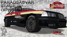 rallyFactor III.Karácsony Rallysprint   Stage IV   Balazs Toldi OnBoard