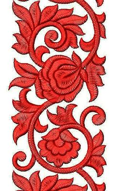 2014 Bridal Dress Embroidery Design