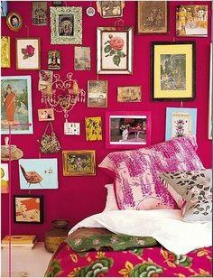 bohemian decorating ideas   Bohemian Decor