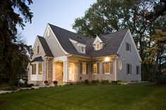 Cottage Exterior - traditional - exterior - minneapolis - by Stonewood, LLC