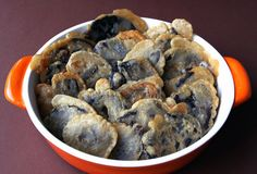 Codziennik Kuchenny - proste przepisy na niecodzienne potrawy: Suszone grzyby w cieście piwnym