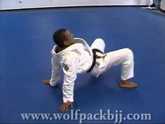 Brazilian Jiu Jitsu, Basic Training Drills. Wolfpack, Charles Dos Anjos - YouTube