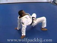 Brazilian Jiu Jitsu, Basic Training Drills. Wolfpack, Charles Dos Anjos - YouTube